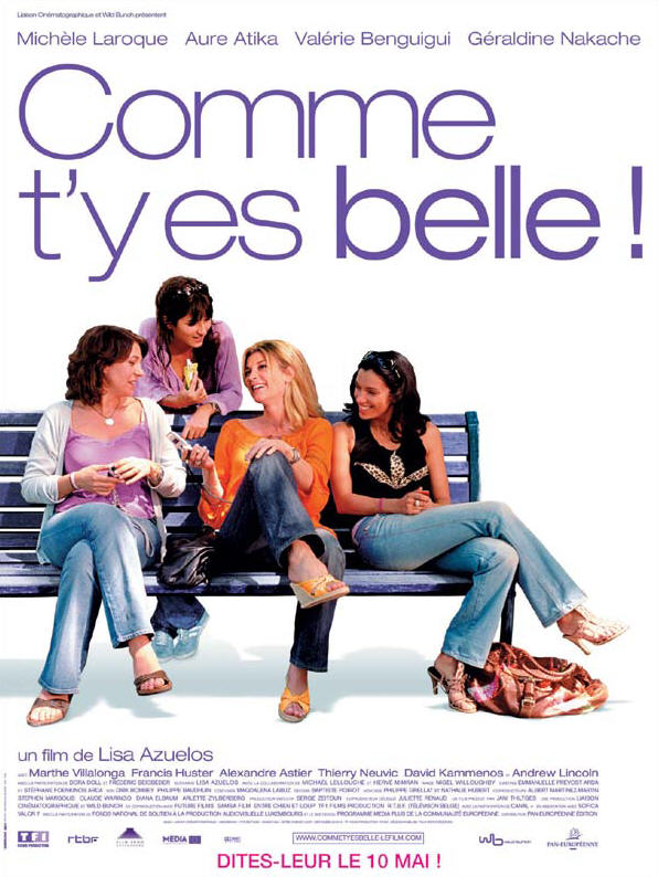 Comme t'y es belle / რა მშვენიერი ხარ (ქართულად)
