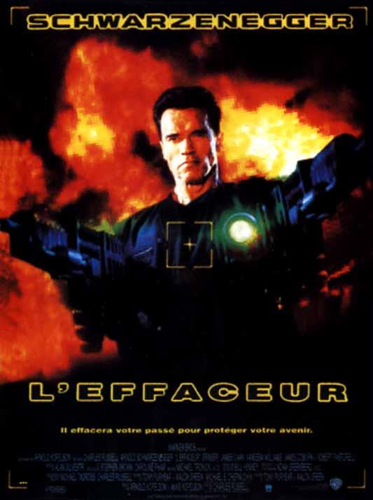L'Effaceur Arnold Schwarzenegger
